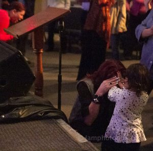 Child Praying for Paulette