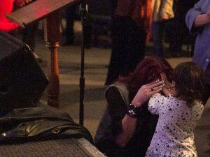 Child Praying for Paulette