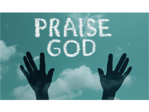 Praise God