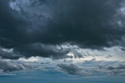 Rain Clouds Bring Blessings