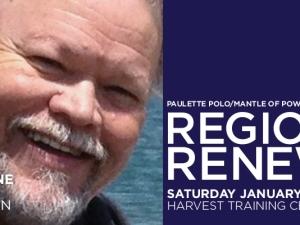 Danny Steyne at Regional Renewal