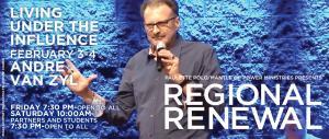 Andre Van Zyl Regional Renewal