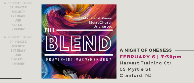 The Blend: A Night of Oneness